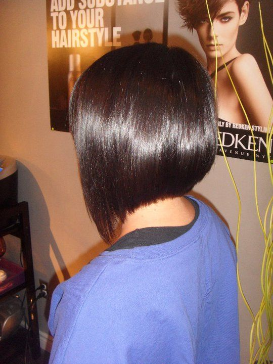 Pin By Bettina Jordalen On A Line Bob Short Bob Hairstyles Hair Styles Bob Hairstyles