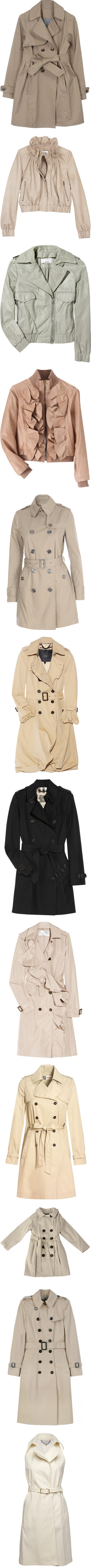 Outers by shidatja on Polyvore featuring women's fashion, jackets, coats, outerwear, tops, верхняя одежда, women, bomber style jacket, day birger et mikkelsen and flight bomber jacket