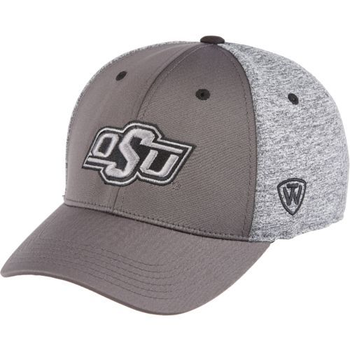 hot sale online 921c8 e4cd0 Top of the World Men s Oklahoma State University Season 2-Tone Cap  (Charcoal Grey, Size One Size) - NCAA Licensed Product, NCAA Men s Caps at  Acade.