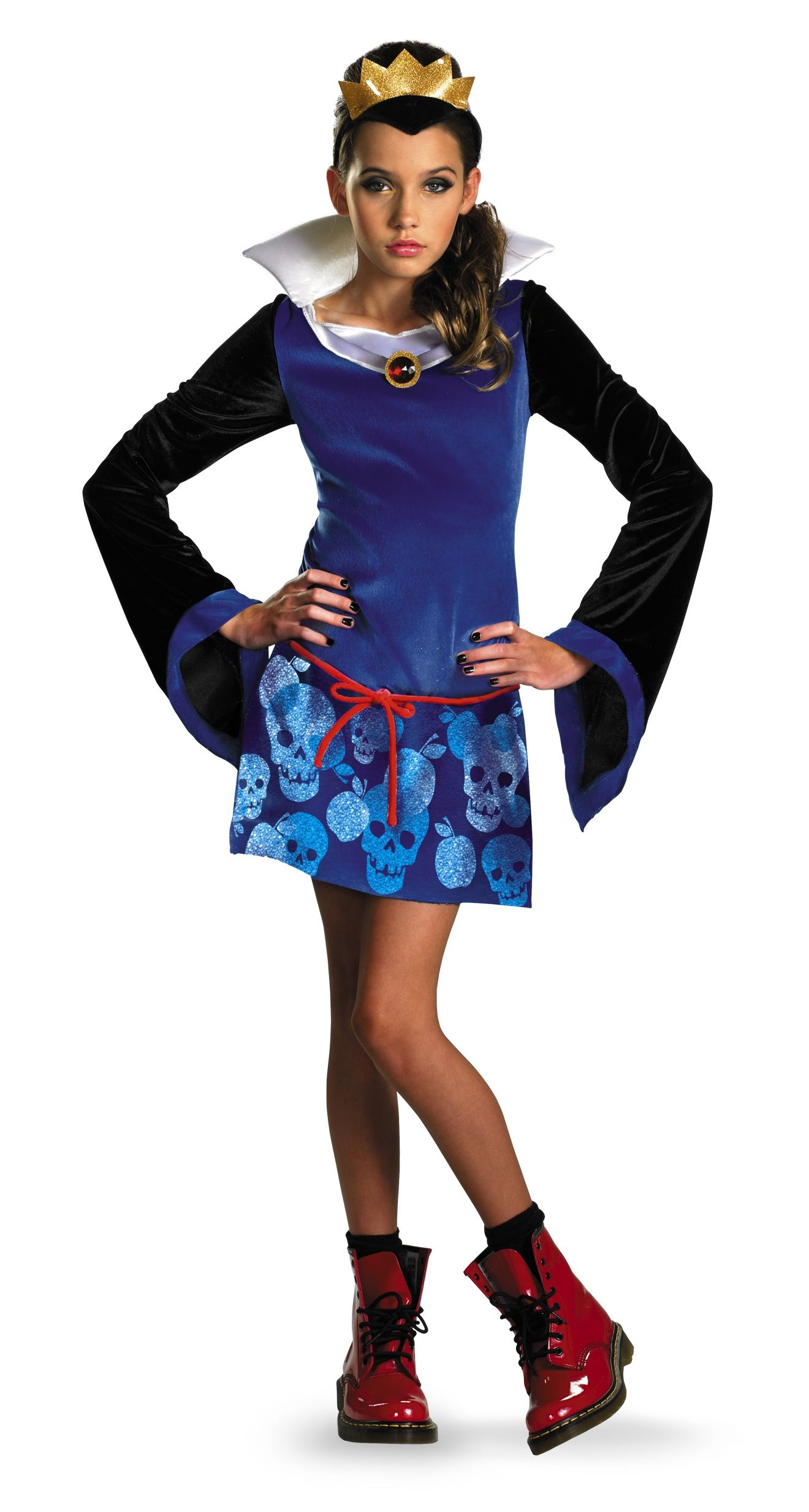 Disney Costume Ideas Evil Queen Disney Costume For Kids Disney Costumes Pinterest