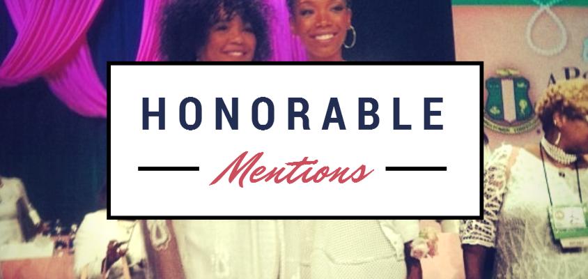 Honorable Mentions | Greek organizations, Argument, Urbana ...
