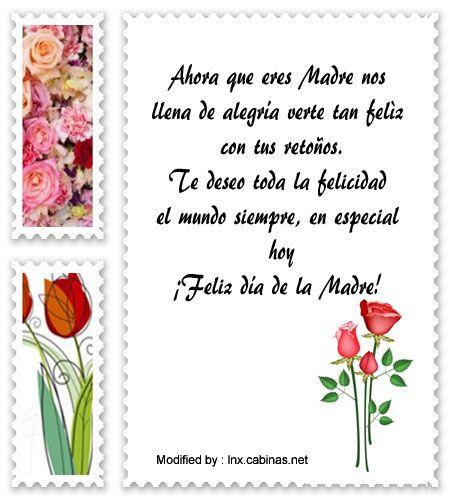 Bonitos Saludos Por El Dia De La Madre Para Mi Cunada Con