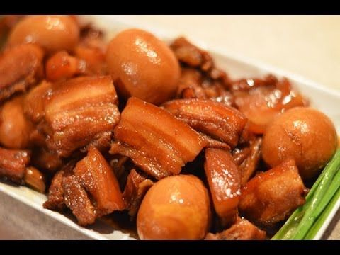 How to make sweet pork with eggs by annievang hmong food how to make sweet pork with eggs hmong style this lady is awesome making hmong foods forumfinder Choice Image