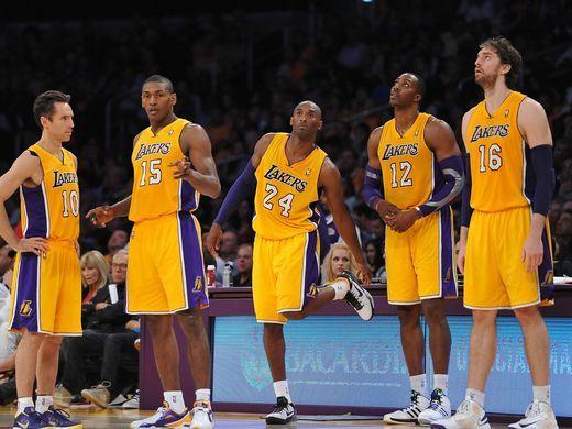 Kobe Bryant Starting Lineup Google Search Lakers Girls Nba Sports Lakers