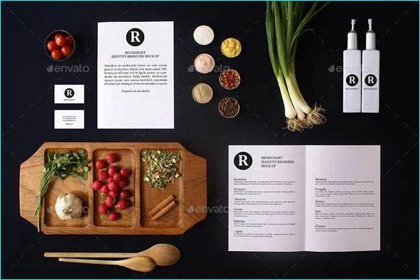15 Best Cafe And Restaurant Identity Mockup For Branding Restaurant Branding Restaurant Identity Branding Mockups