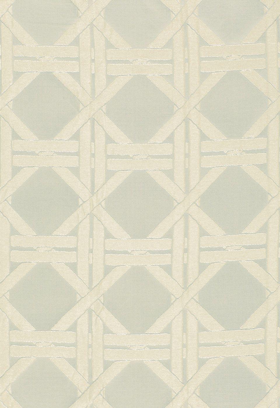 Fabric | Silk Fret in Mineral | Schumacher