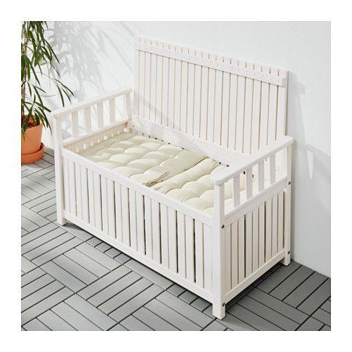 ÄNGSÖ Banco alm ext - - - IKEA | MOBILIARIO WPC | Pinterest ...