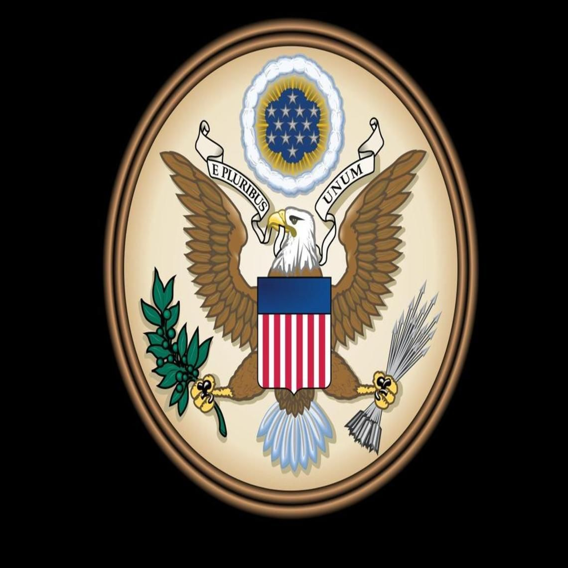 The Great Seal Of The United States Wallpaper United States