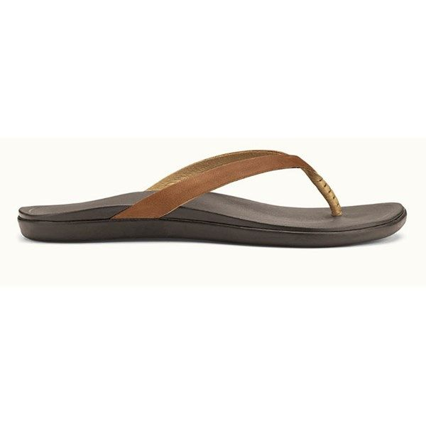 123aa783ac1 Olukai Women s Ho opio Leather Casual Sandals
