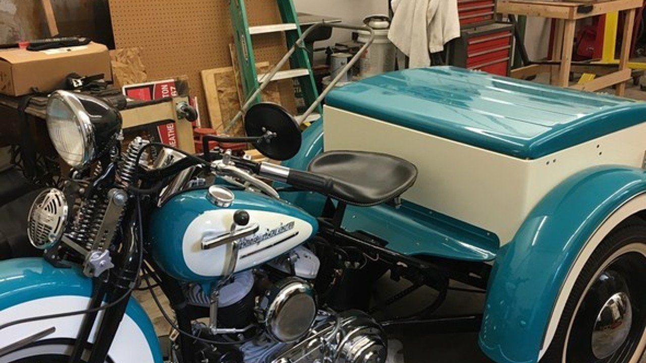 1952 HarleyDavidson ServiCar for sale 200507578 See
