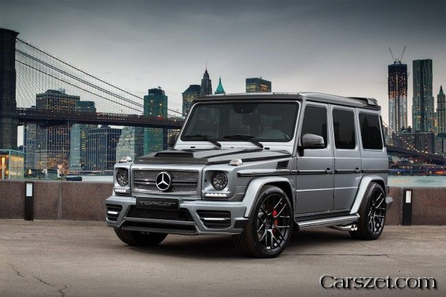 2018 2019 Mercedes G65 Amg Mansory From Topcar Mercedes Car G65