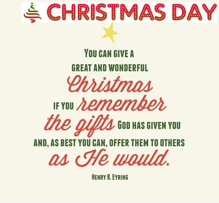 Christmas Day Quotes....Find More Inspirational Quotes For Your Family And  Loved
