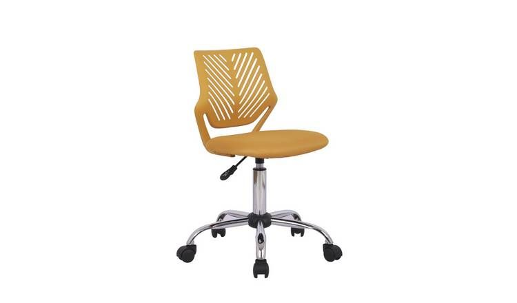 Undefined Image 0 Adjustable Office Chair Office Chair Yellow Office Chair