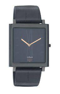 1360e0bcfb6 Titan Men s 1518NL01 Edge Ultra Slim 3.5mm Thin Watch Titan.  288.00.  Water-resistant to 30 M (99 feet). Scratch resistant sapphire crystal.
