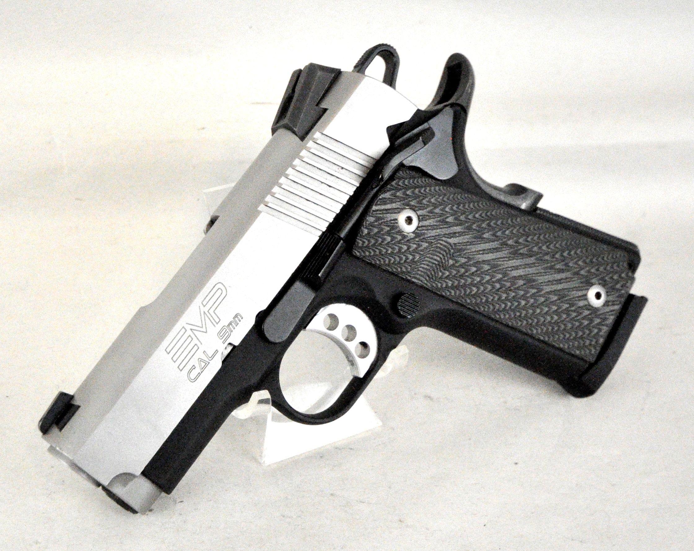 Springfield EMP 9mm. P19210LP. The EMP (Enhanced Micro Pistol) from ...