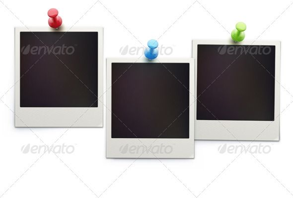 retro polaroid photo frames   #GraphicRiver         Vector illustration of three blank retro polaroid photo frames over white background.  	 Zip file contains fully editable EPS10 vector file and high resolution RGB Jpeg image.     Created: 31January13 GraphicsFilesIncluded: JPGImage #VectorEPS Layered: No MinimumAdobeCSVersion: CS Tags: background #black #blank #design #element #empty #film #frame #illustration #image #instant #isolated #nostalgia #object #obsolete #old #old-fashioned…