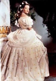 Prinses sissi trouwjurk