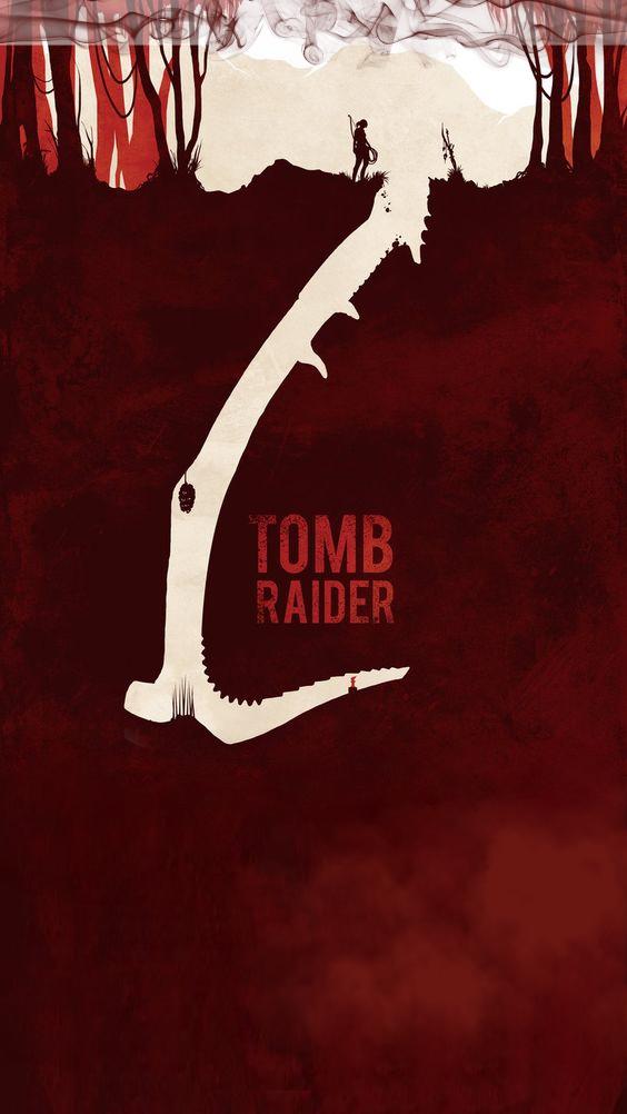 Lara Croft Tomb Raider 2018 Movie Iphone Wallpaper Credit To The