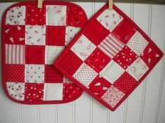 A Fast & Friendly Quilted Potholder Tutorial - Welcome to Craftsy!