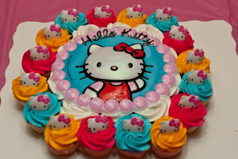 sam's birthday cakes for children | kitty cakes you can get a half sheet cake for $ 16 or a 10 inch cake ...