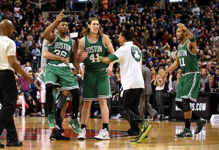 Young Boston Celtics Ready to Make Move in Atlantic