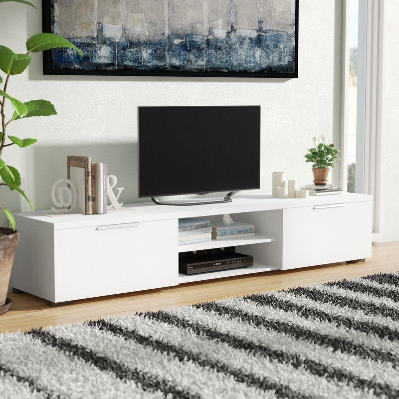 Rafael TV Stand in 2020 Living room arrangements, Tv