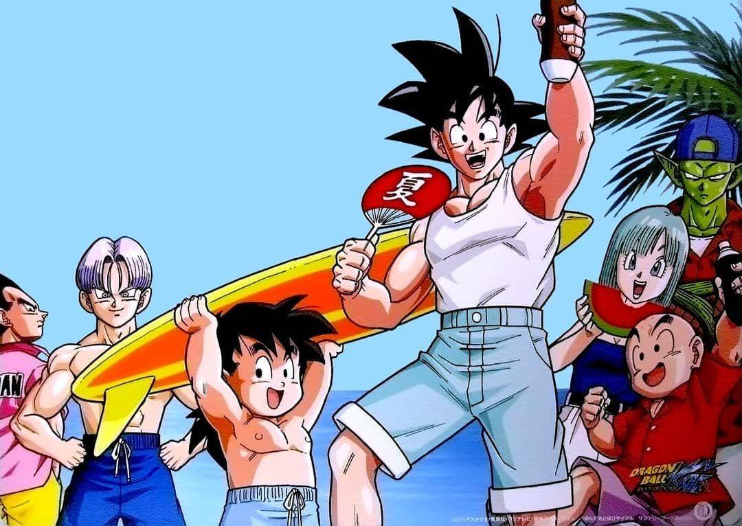 Dbz Dragonball Db Dbsuper Songoku Vegata Goku Gohan Songohan Piccolo Piccolodbz Bulma Krilin Tr Dragon Ball Z Anime Dragon Ball Dragon Ball Super