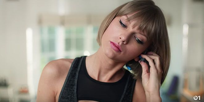 Taylor Swift protagoniza un nuevo anuncio de Apple Music http://j.mp/1XjwYtc |  #Apple, #AppleMusic, #Applemania, #Noticias, #TaylorSwift, #Tecnología