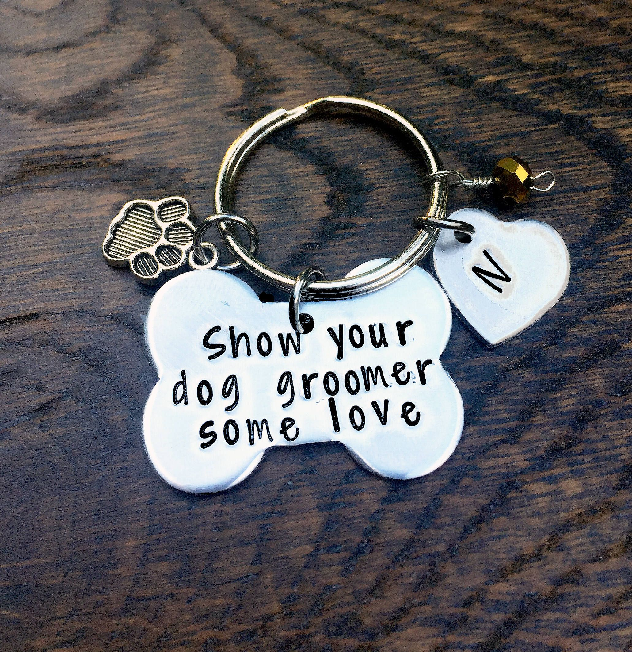 Dog groomer gift animal grooming thank you present pet