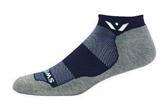 Amazon.com: Swiftwick Maxus Zero Below Ankle Running Socks 1 Pair Navy - SWDZN060ZZ: Clothing
