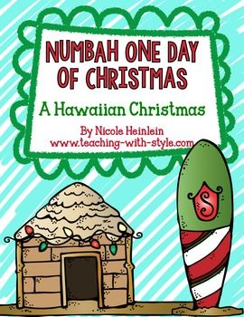Numbah One Day of Christmas - A Hawaiian Christmas Book Companion | Hawaiian christmas ...
