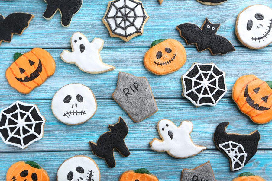 Se viene Halloween Es la excusa perfecta para pasar un rato