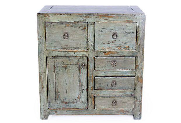 Madera Maisie Side Cabinet