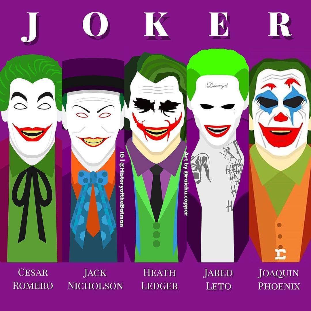 The Jokers Jokerart Joker Batman Thejoker Art