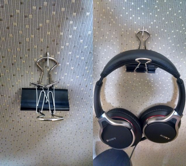 This Diy Headphone Holder Is Easy To Make Built From