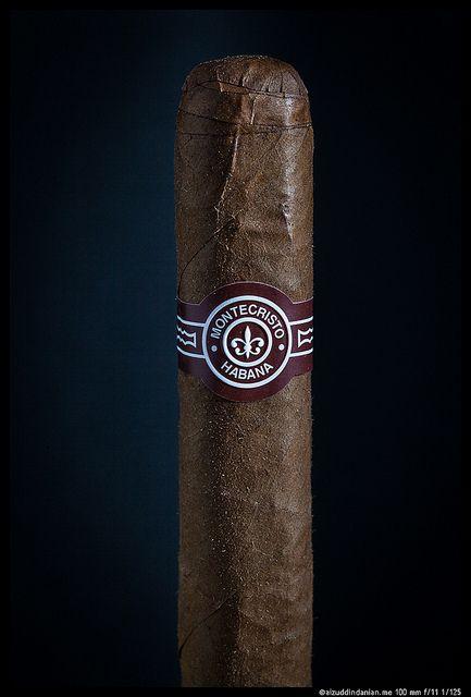 MonteCristo , photo taken by my cigar buddy Aizuddin Danian, via Flickr