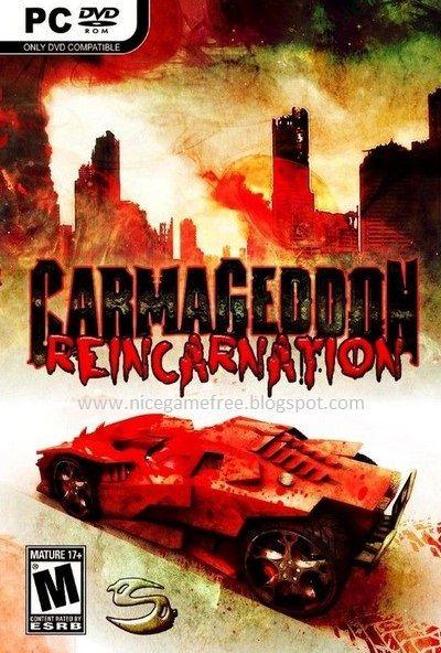 Download Free Game: Full Version Carmageddon Reincarnation PC Game