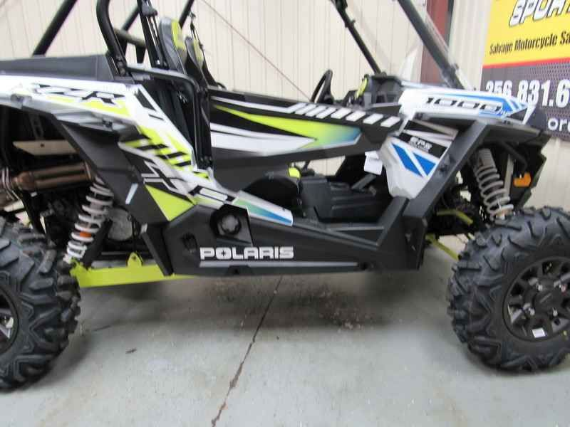 New 2017 Polaris RZR XP 1000   POWER STEERING ATVs For Sale in - extended service contract