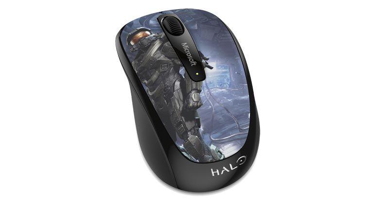 ¡Chollo! Ratón inalámbrico Microsoft Halo Limited Edition Wireless Mobile Mouse 3500 por 7.99 euros.