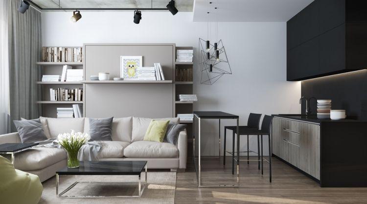 Kleine Wohnung Einrichten   6 Clevere Wohnideen Für 30 Qm