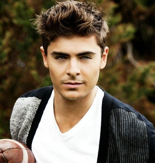 Chicos Model Haircut: Most Famous Zac Efron Hairstyles