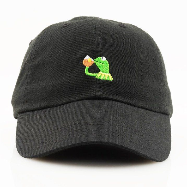 57777c8dd46 None Of My Business Hat Black