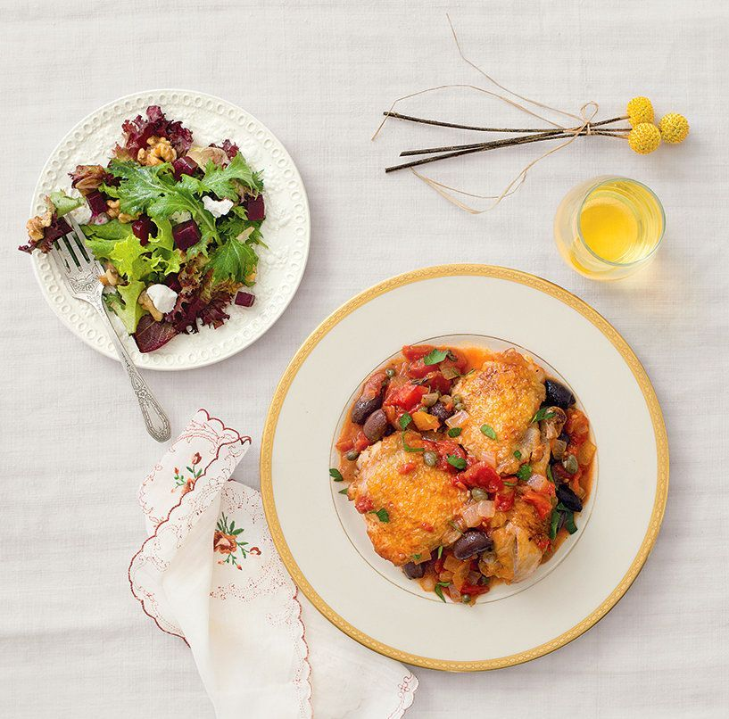 Braised Chicken With Tomatoes, Olives and Capers by Mark Bittman #markbittmanrecipes Braised Chicken With Tomatoes, Olives and Capers by Mark Bittman #markbittmanrecipes