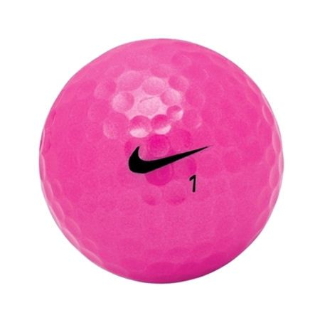 Pink Nike Golf Balls