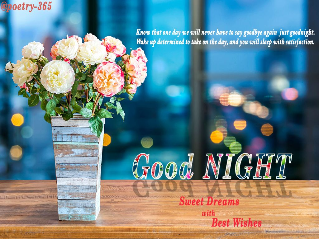 Good Night Quotes With Beautiful Good Night Images To Finish The Day