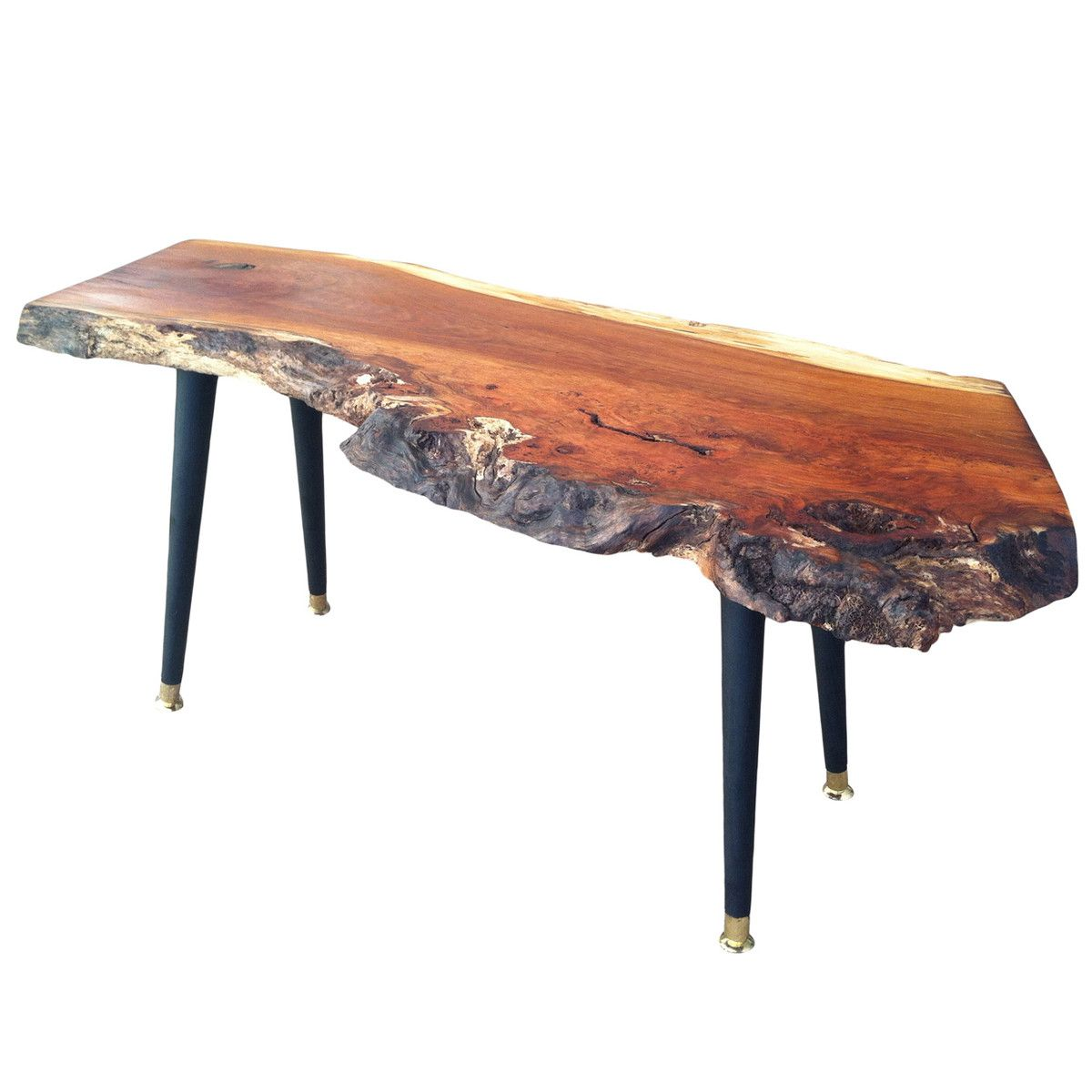 Wood slab coffee table furniture upholstery for Wood slab coffee table