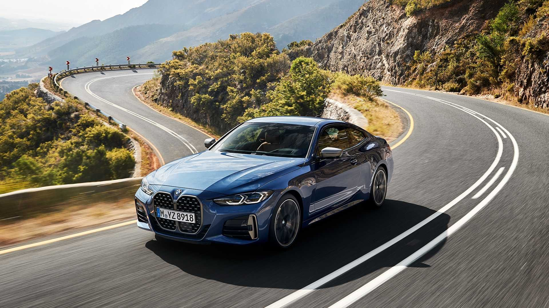 2021 BMW 4 Series Coupe Photos in 2020 Bmw