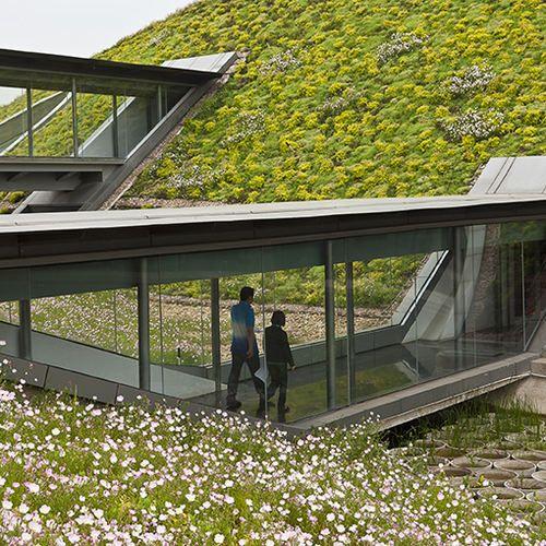 Landscape Consultants Hq Design: À�giant Interactive Headquarters」の画像検索結果