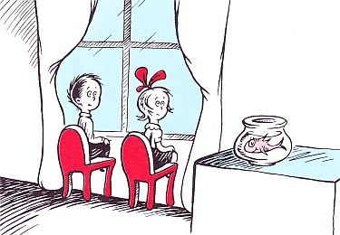 85b5cc9b children looking out window from cat in the hat - Google Search ...
