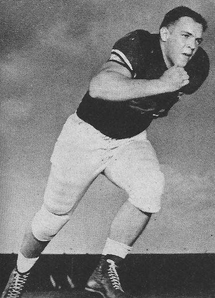 Texas A & M tackle Wayne Freiling ('59-'61)